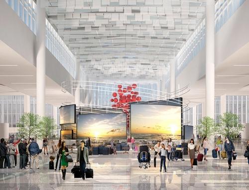 OIA South Terminal